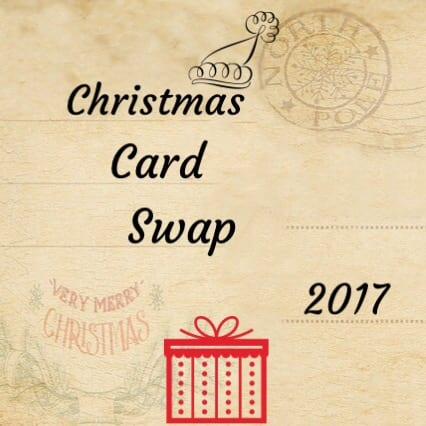 Christmas Card Swap 2017